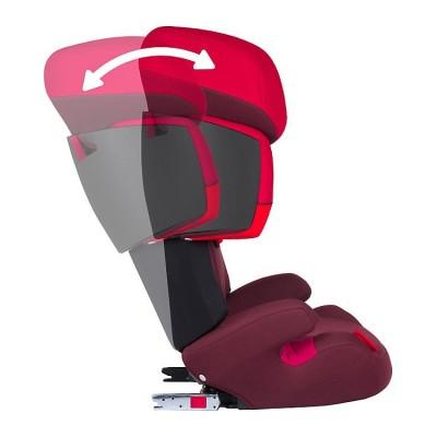 Kaupluses kohal  Cybex Solution X-Fix Rumba Red