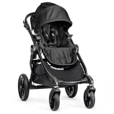 Прогулочные коляски  Baby Jogger City Select Lux ЧЕРНАЯ РАМА