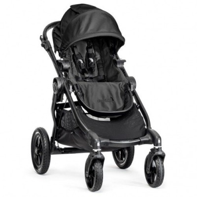 Jalutuskärud  Baby Jogger City Select Lux MUST RAAM