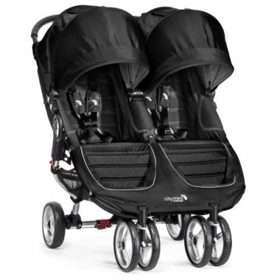 Tandemkäru  Baby Jogger City Mini Double