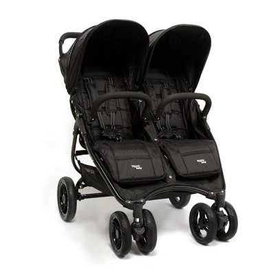 Tandemkäru  Valco Snap Duo Coal Black