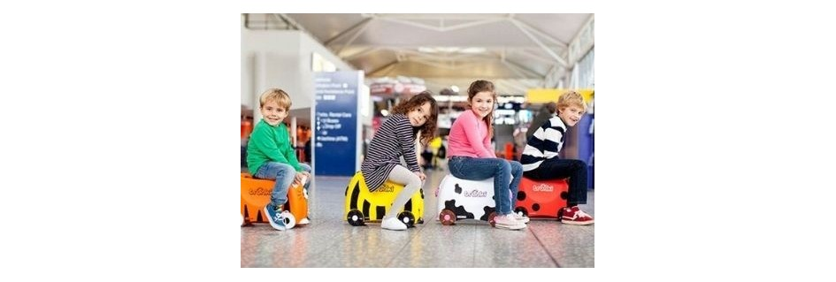 Laste kohvrid