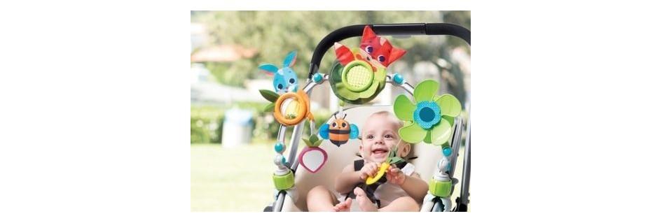 Игрушки для коляски