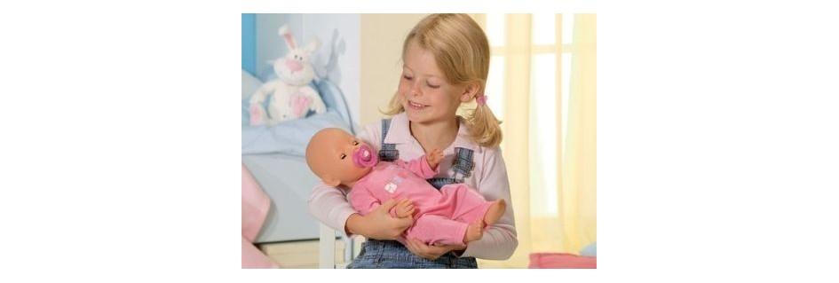 Куклы и аксессуары для кукол
